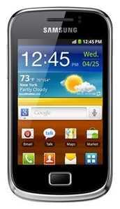 Цены на ремонт S6500 Galaxy Mini 2